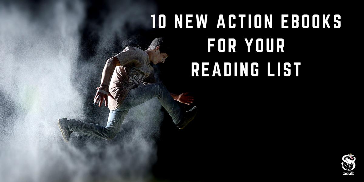 This week's reads: 10 Action & Adventure eBooks - Inkitt